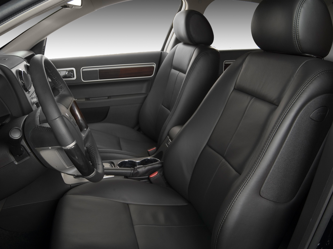 2008 Lincoln MKZ - Lincoln Luxury Sedan Review ...