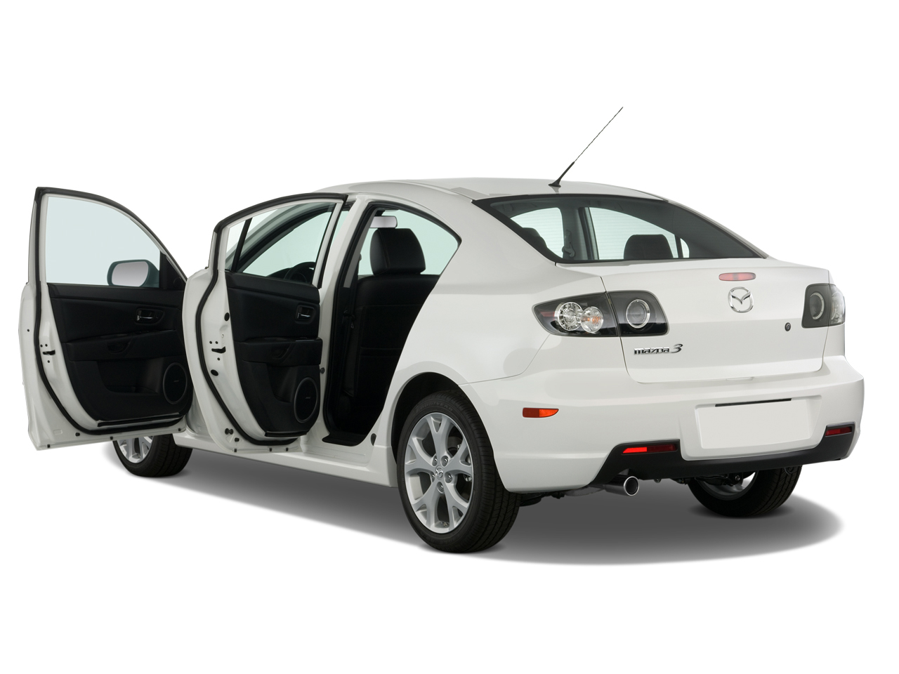 Recall Central Windshield Motor Issues For 2008 Mazda3