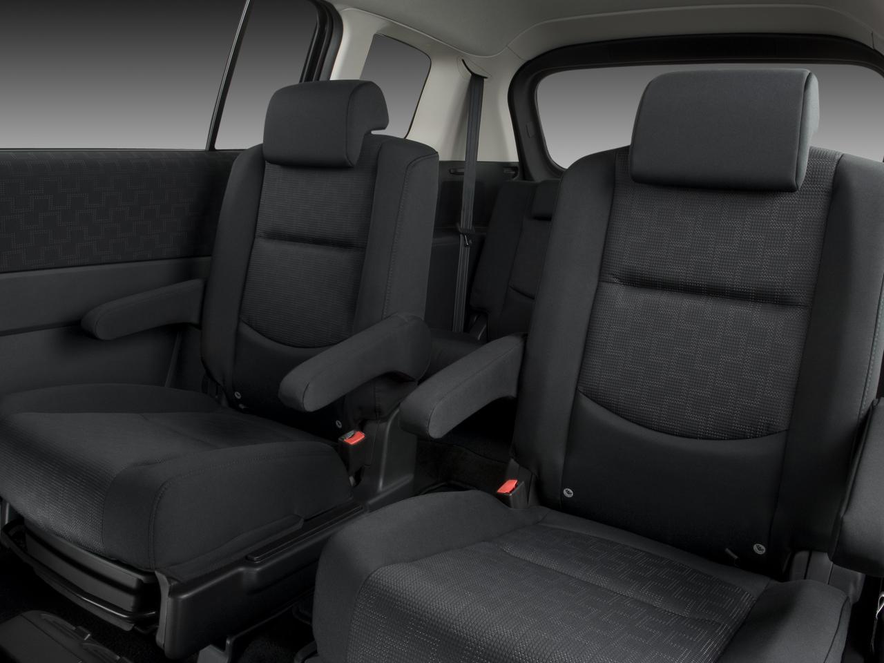 2008 mazda 5 touring mazda passenger minivan review automobile magazine. Black Bedroom Furniture Sets. Home Design Ideas