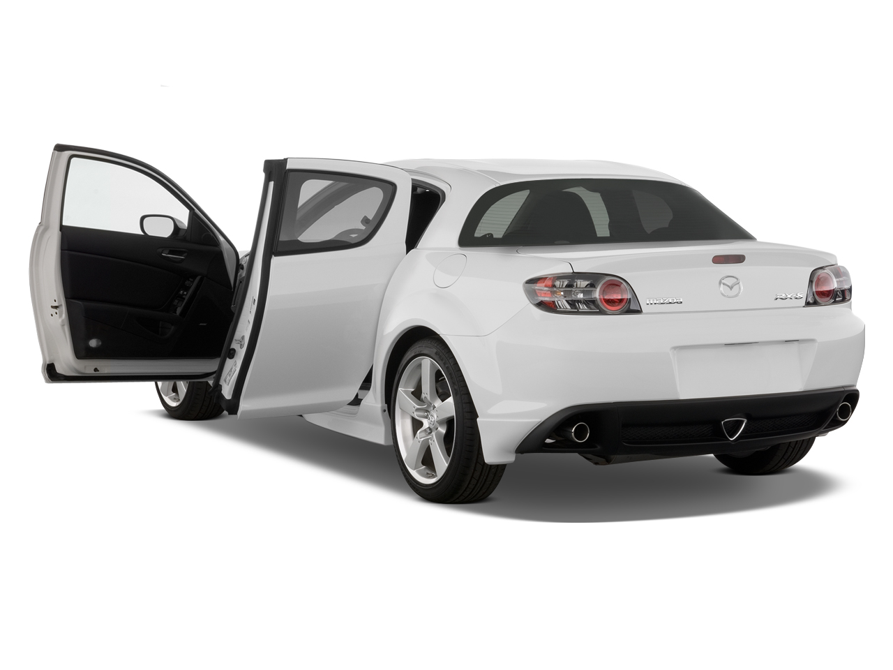 2008 mazda rx 8 r3 mazda sports coupe review. Black Bedroom Furniture Sets. Home Design Ideas