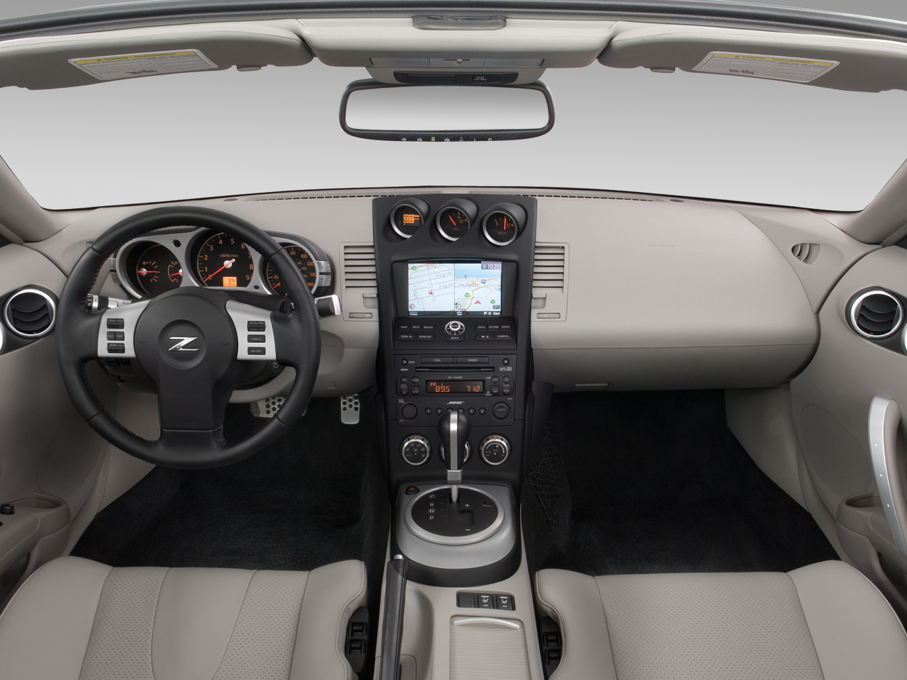 2008 nissan 350z roadster nissan convertible sport review 4372 vanachro Image collections