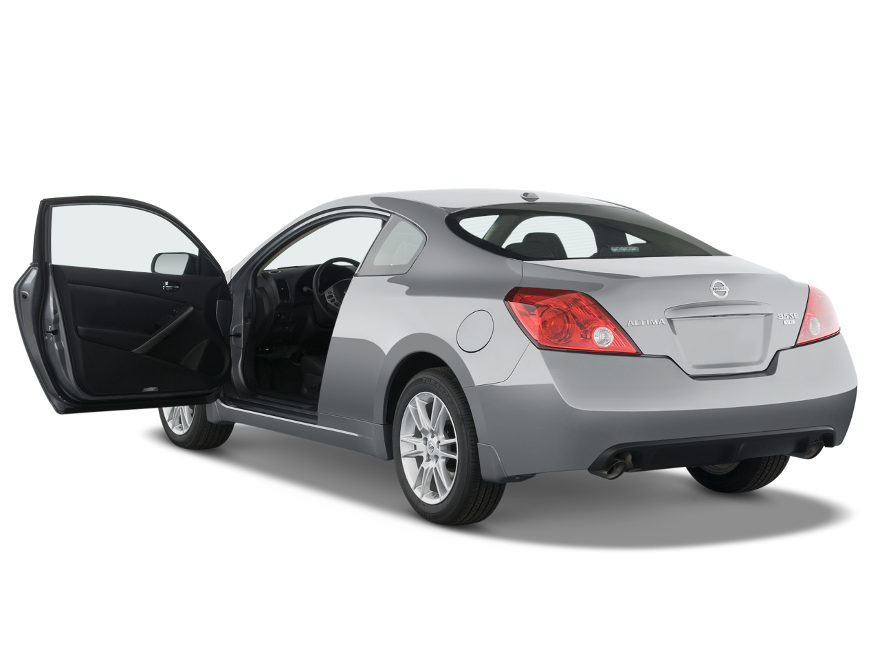 2008 nissan altima coupe latest car truck and suv road tests and reviews automobile magazine. Black Bedroom Furniture Sets. Home Design Ideas