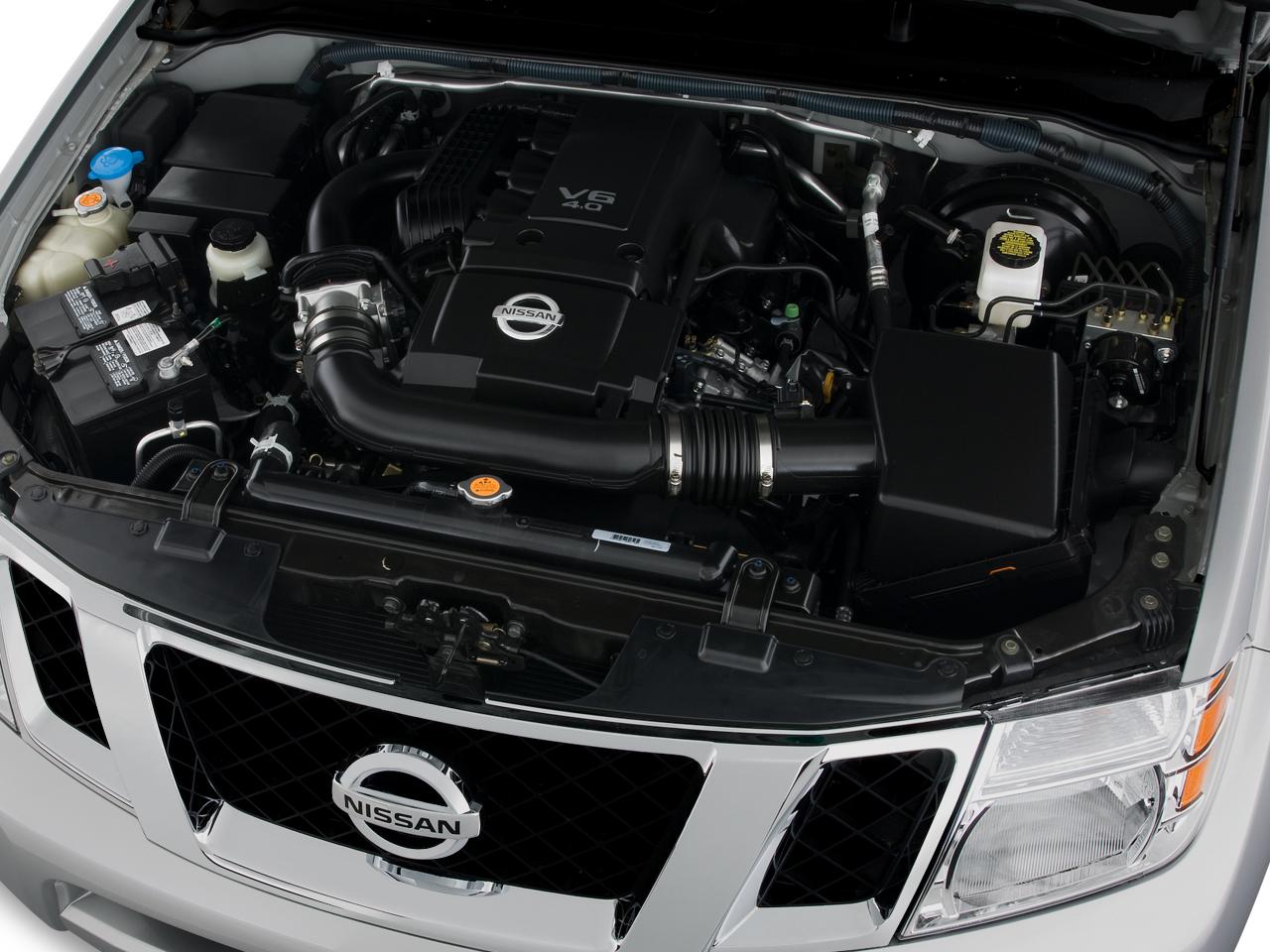 2008 Nissan Pathfinder Se Nissan Midsize Suv Review