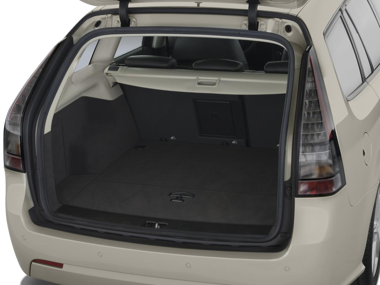 2008 Honda Civic Mpg >> 2008 Saab Turbo X SportCombi - Saab 9-3 Midsize Wagon ...