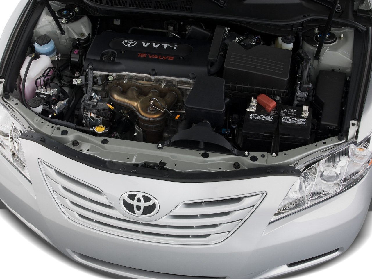 Toyota Camry Compressed Natural Gas Hybrid To Debut At Los
