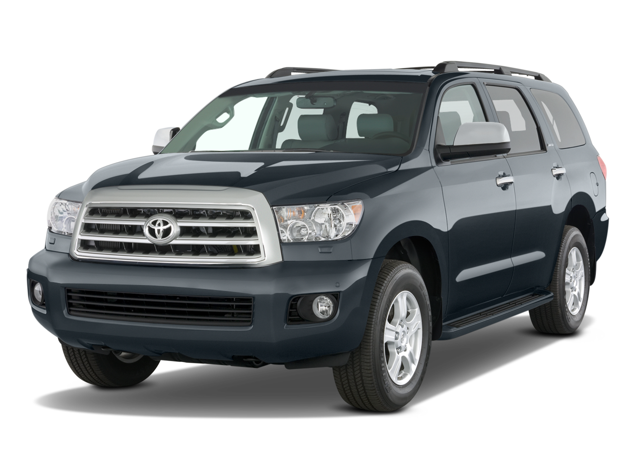 2008 Toyota Sequoia First Drive 2007 Los Angeles Auto
