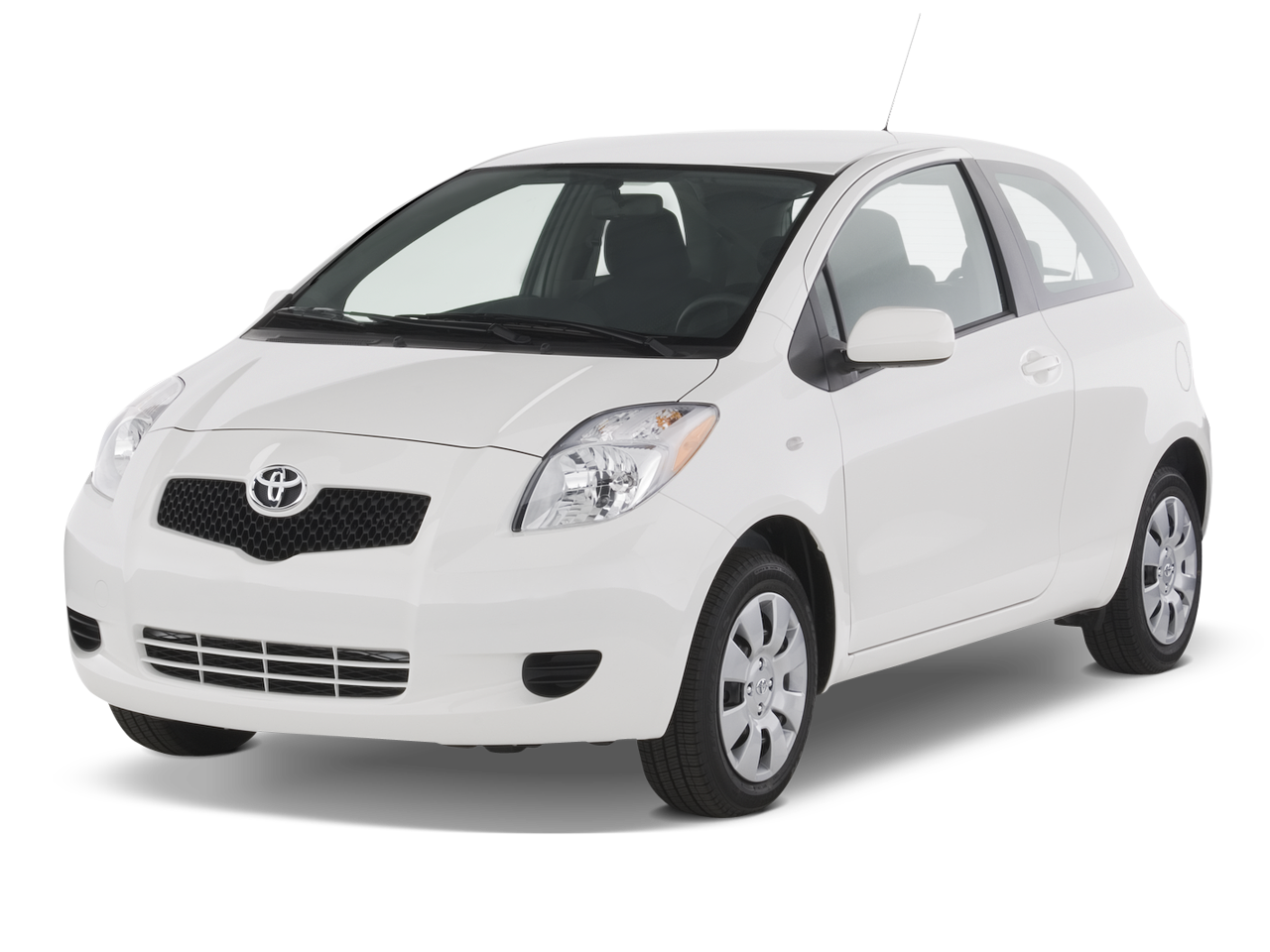 2008 Toyota Yaris Toyota Compact Sedan Review