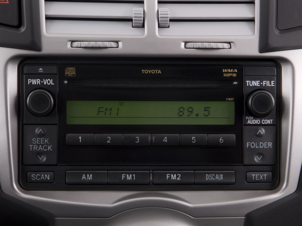 2008 Toyota Yaris Toyota Compact Sedan Review
