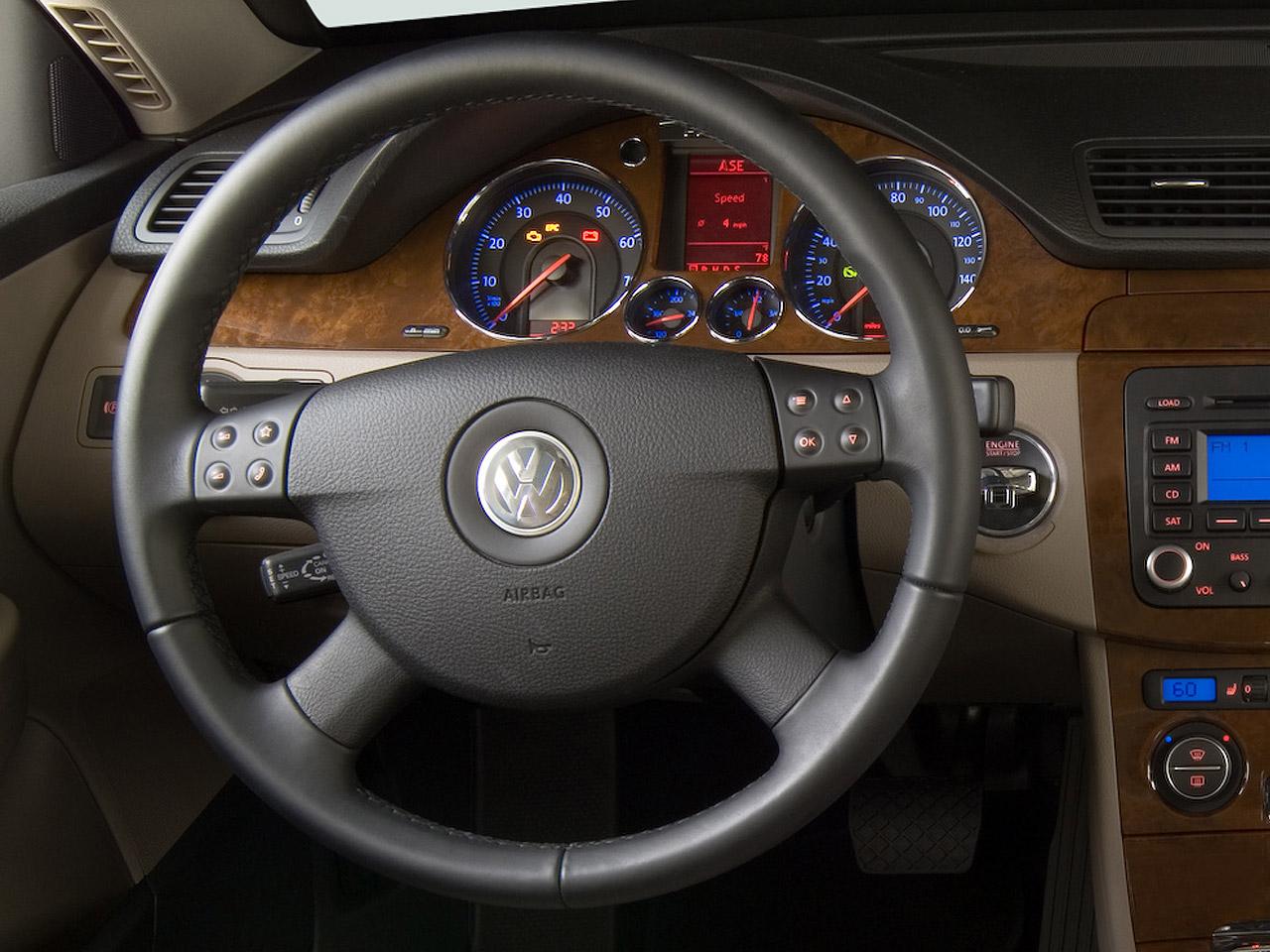 2008 Volkswagen Passat 2 0t Lux Volkswagen Luxury Sedan