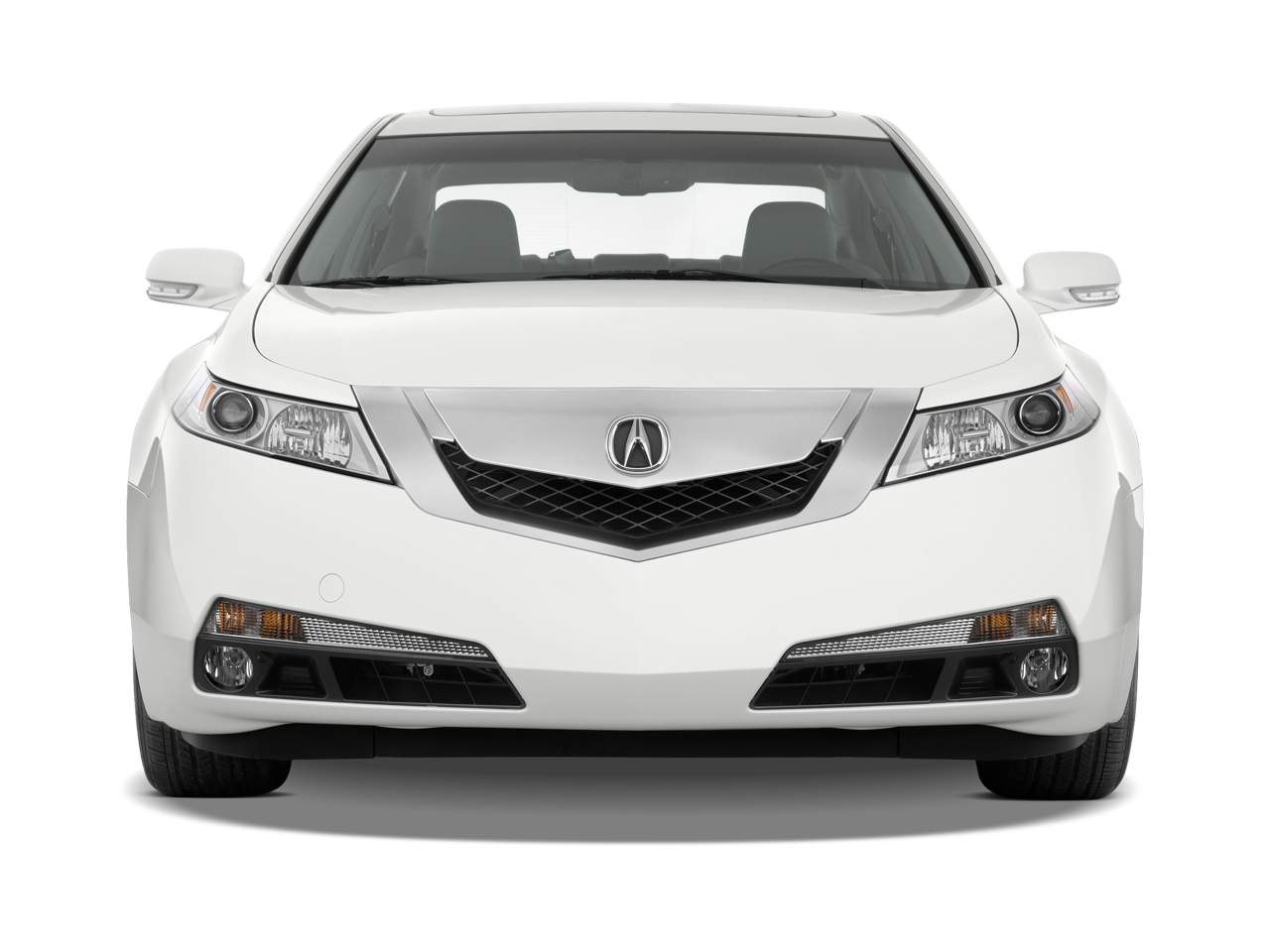 2009-acura-tl-5-speed-at-with-tech-pkg-sedan-front-view