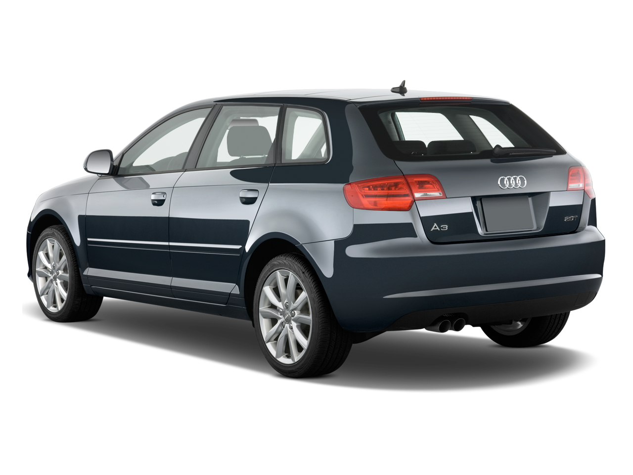 2009 audi a3 2 0t quattro audi luxury wagon review automobile magazine. Black Bedroom Furniture Sets. Home Design Ideas