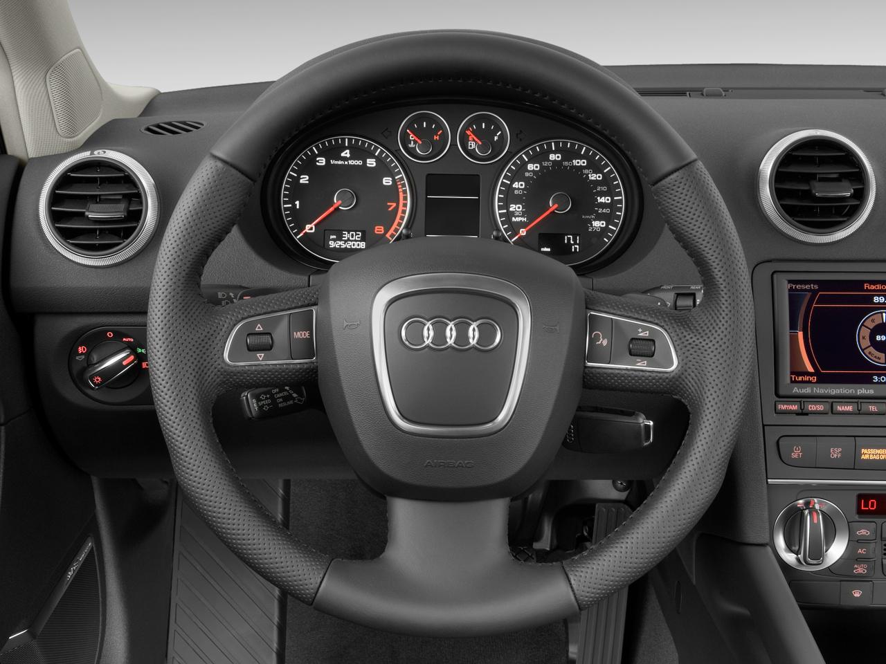 2009 audi a3 2.0t quattro - audi luxury wagon review - automobile