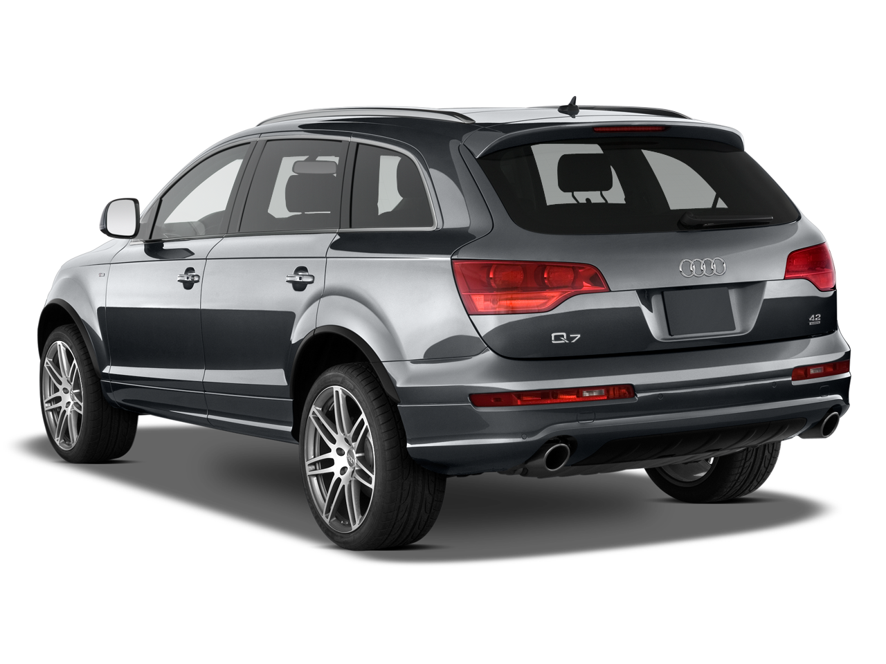 2009 audi q7 3 0 tdi quattro fuel efficient news car features and reviews automobile magazine. Black Bedroom Furniture Sets. Home Design Ideas