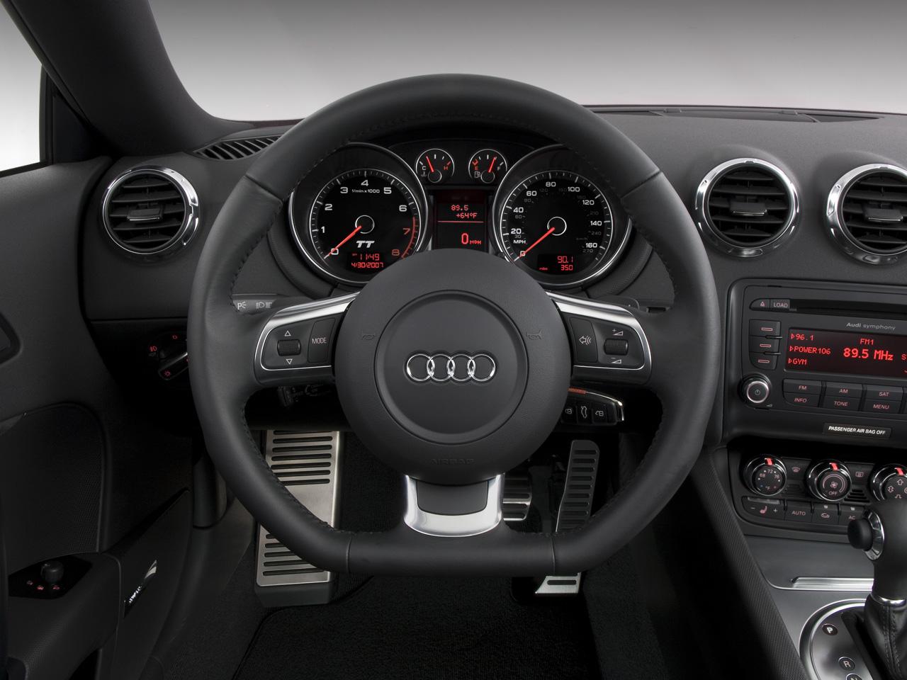 2009 audi tt coupe 2.0 quattro - audi luxury sport coupe review