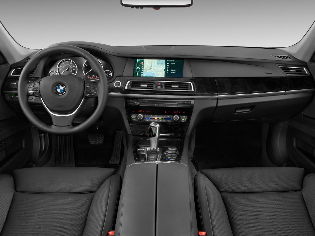 2009 BMW 750i