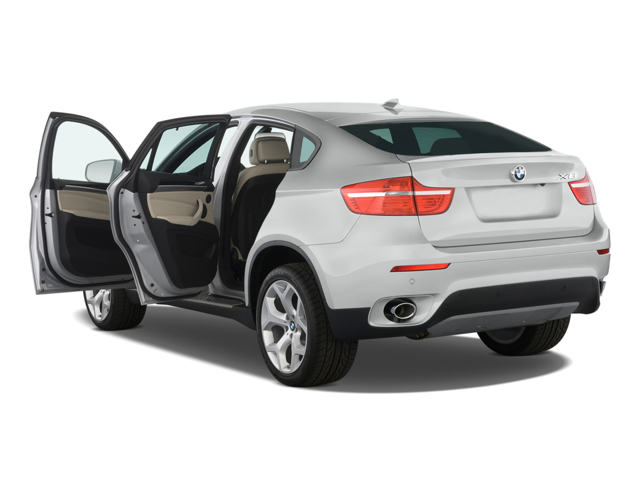 2009 Bmw X6 Xdrive50i Bmw Luxury Crossover Suv Review Automobile Magazine