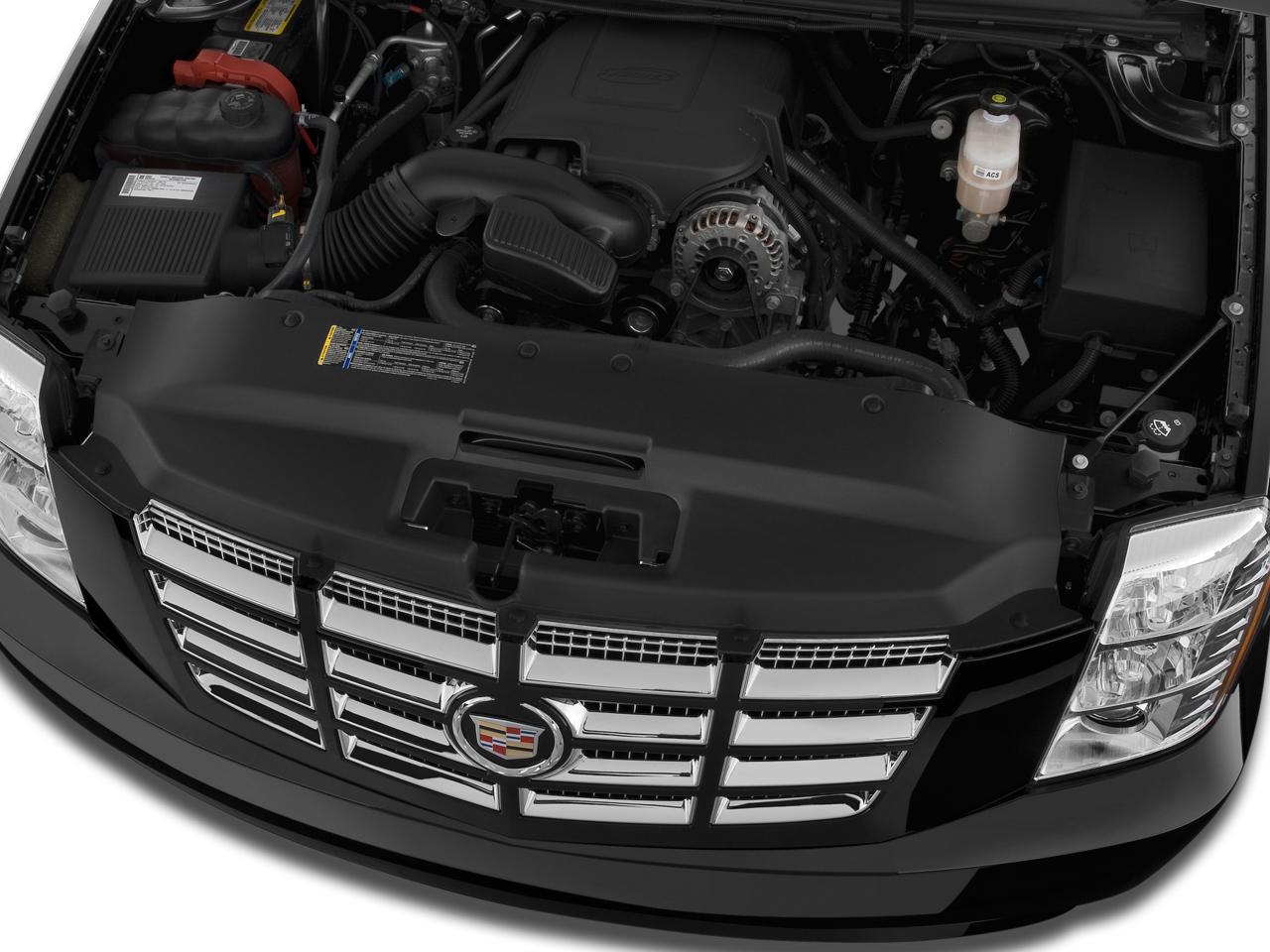 2009 Cadillac Escalade Hybrid - First Drive Cadillac ...