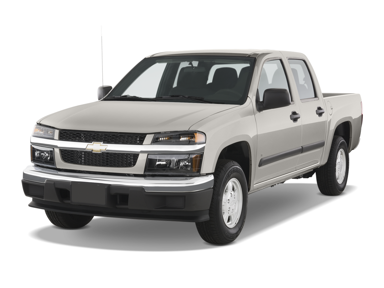 2009 chevy colorado and 2009 gmc canyon first drive midsize pickup review automobile magazine. Black Bedroom Furniture Sets. Home Design Ideas