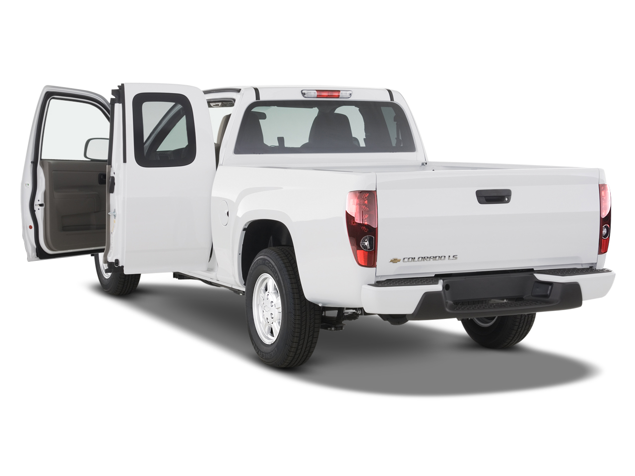 2009 chevy colorado and 2009 gmc canyon first drive for 10 door truck