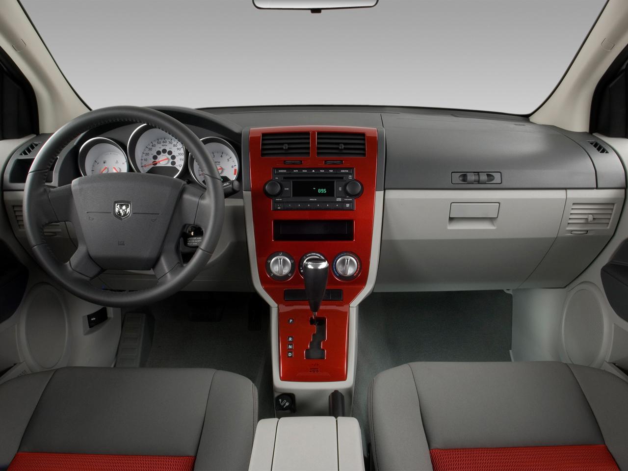 2009 dodge caliber srt4 - dodge sport hatchback review