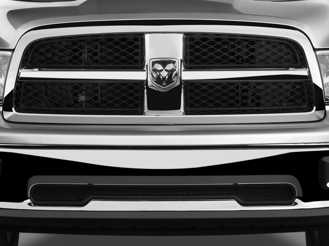 feature flick hennessey s supercharged ram pickup in action. Black Bedroom Furniture Sets. Home Design Ideas