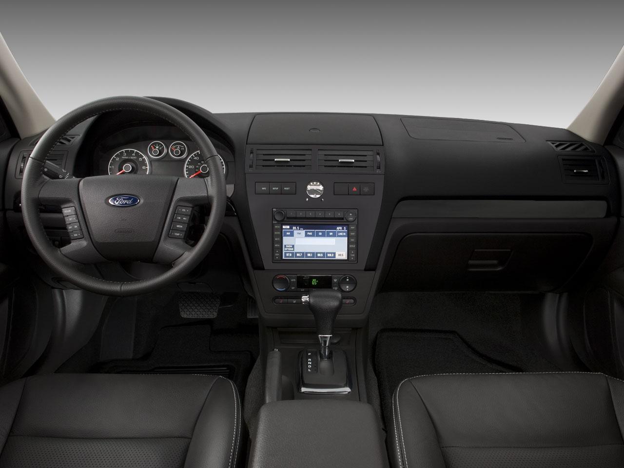 2009 ford fusion sel awd ford midsize sedan review automobile magazine. Black Bedroom Furniture Sets. Home Design Ideas
