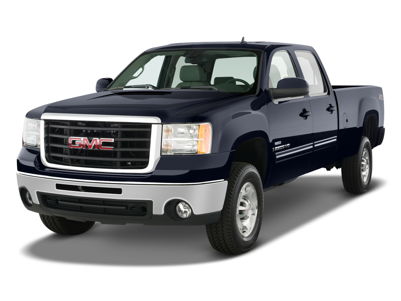 2009 gmc sierra hybrid first drive review gmc hybrid pickup truck automobile magazine. Black Bedroom Furniture Sets. Home Design Ideas