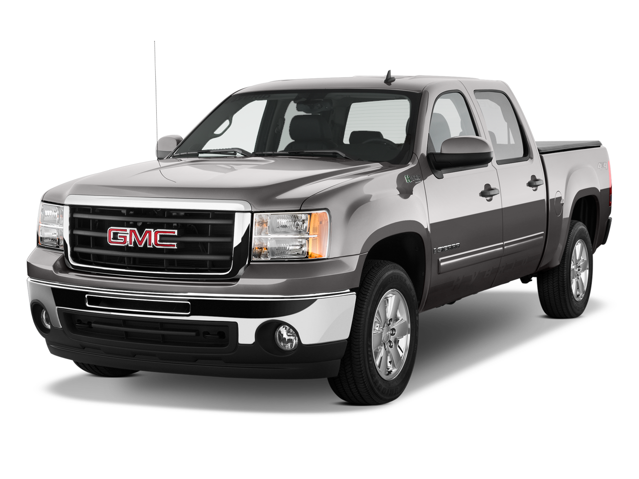 2009 gmc sierra hybrid first drive review gmc hybrid. Black Bedroom Furniture Sets. Home Design Ideas