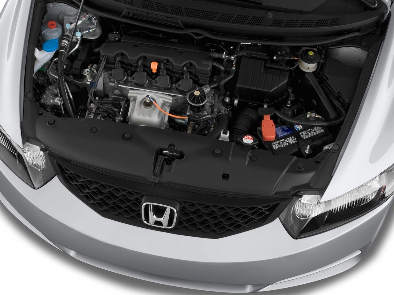 2009 Honda Civic Si Coupe - Honda Sport Coupe Review ...