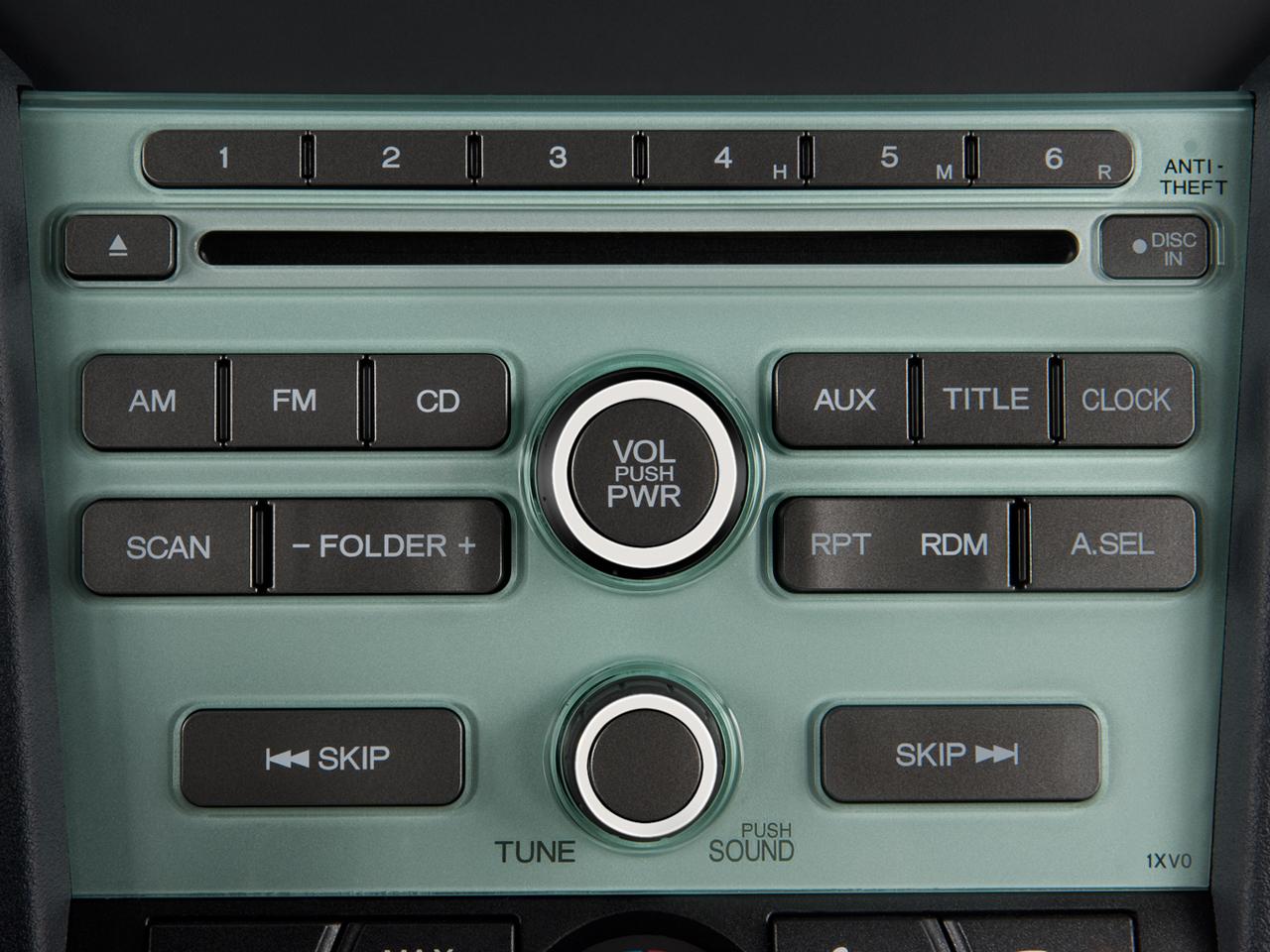 03 05 04 Honda Pilot Radio Cd Player Tape 2003 2004 2005 5237