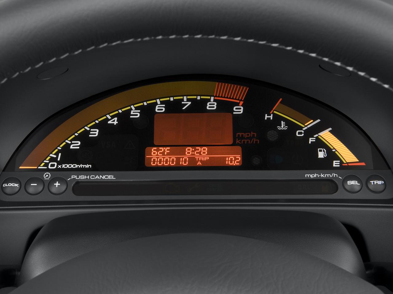 2009 Honda S2000 CR - Honda Roadster Sport Coupe Review ...
