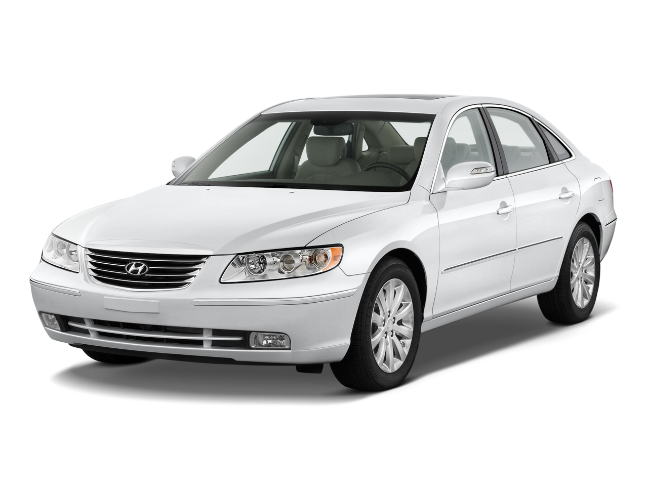 2006-2009 Hyundai Azera Recalled for Potential Air Bag ...