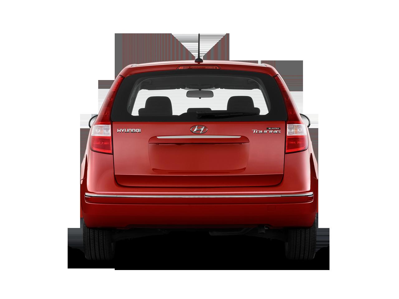 2009 Hyundai Elantra Touring - Hyundai Luxury Wagon Review