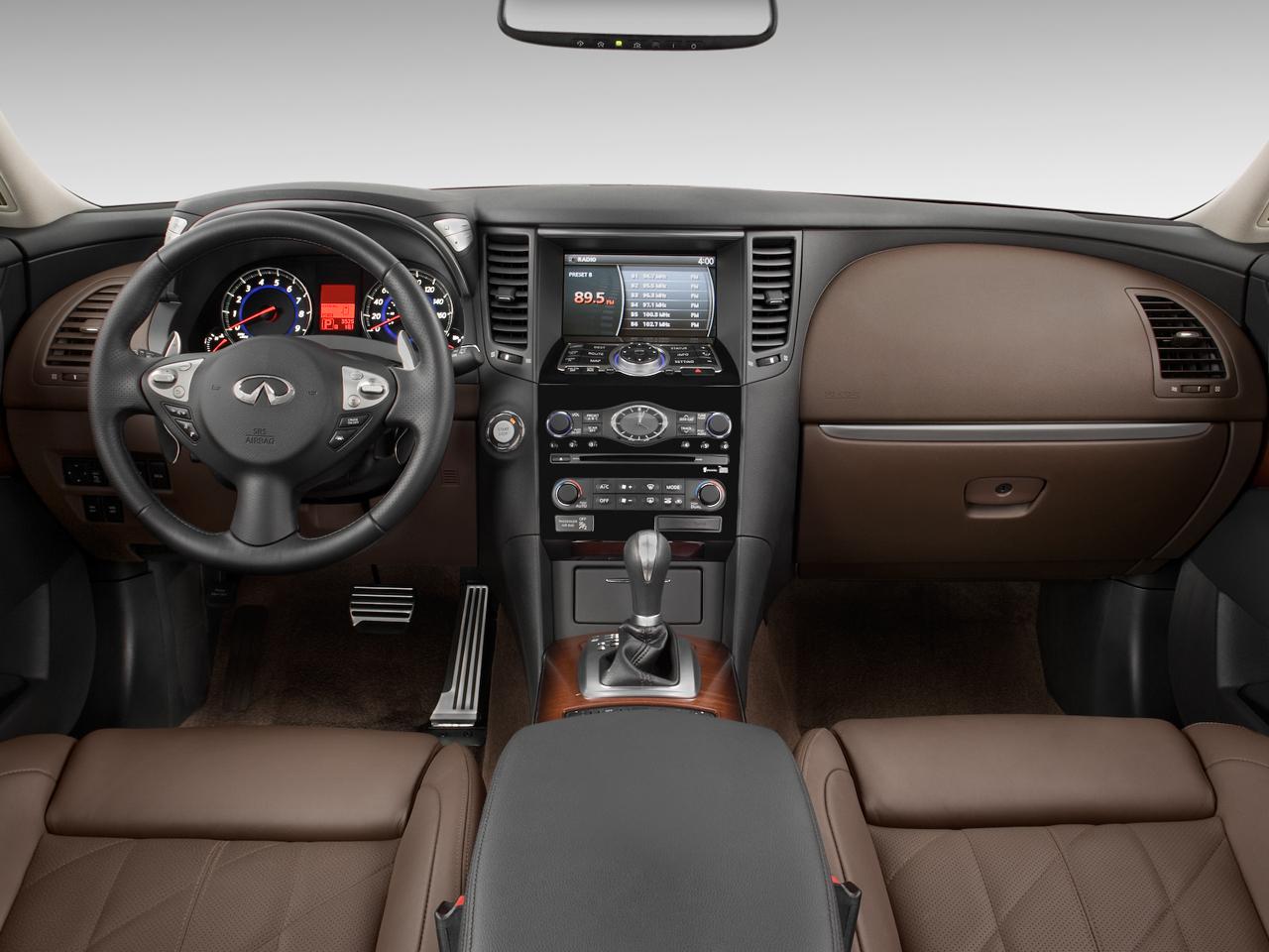 2009 infiniti fx35 latest news reviews and auto show coverage 3250 vanachro Choice Image