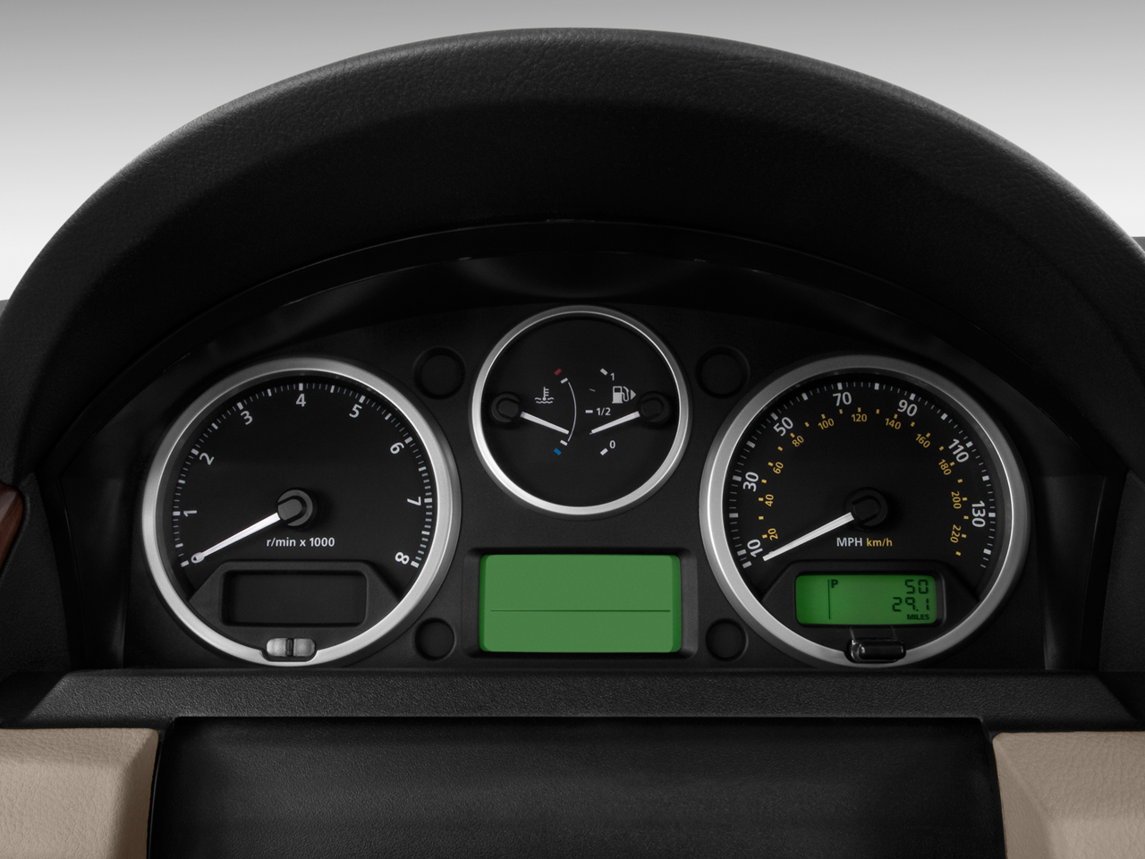[Remove Instrument Cluster From A 2008 Land Rover ...