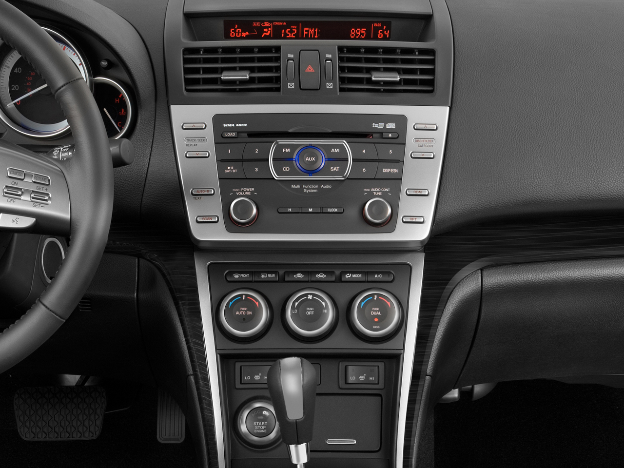 2009 mazda 6 latest news features and reviews automobile magazine. Black Bedroom Furniture Sets. Home Design Ideas
