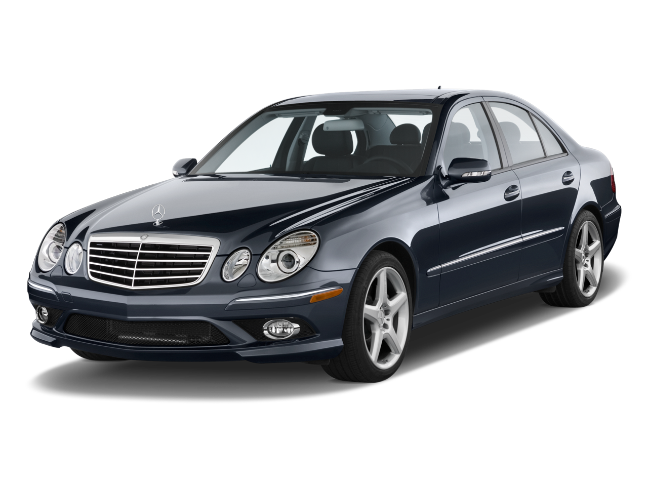 2009 mercedes benz e320 bluetec fuel efficient cars for Mercedes benz hybrid cars