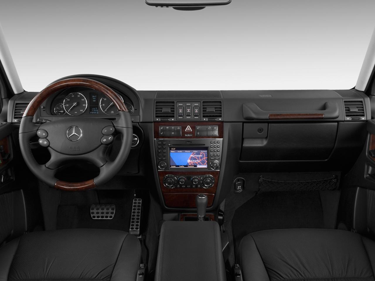 2009 mercedes benz g550 mercedes benz luxury suv review automobile magazine. Black Bedroom Furniture Sets. Home Design Ideas