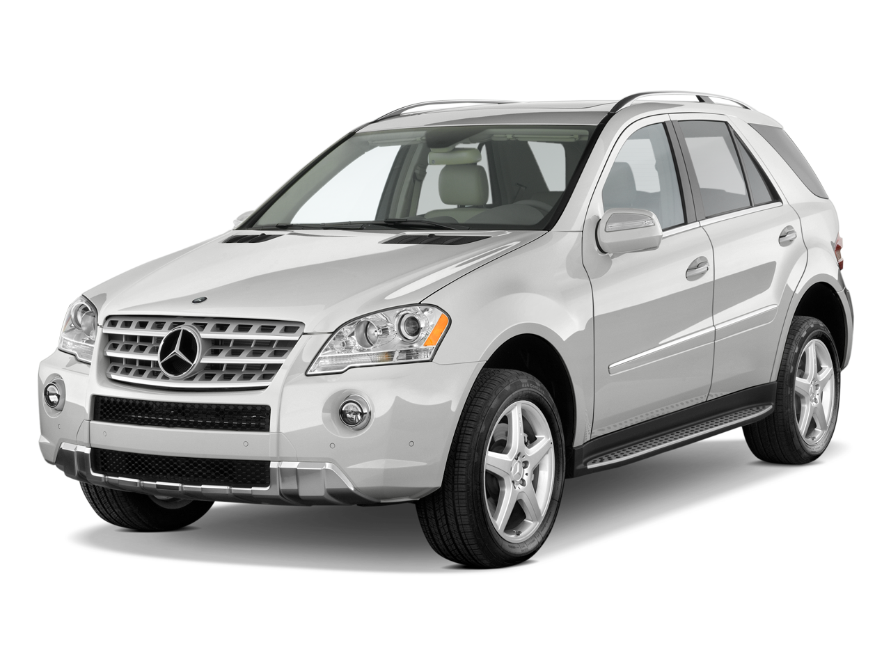 2009 mercedes benz ml320 bluetec mercedes benz crossover for Mercedes benz m class mercedes suv