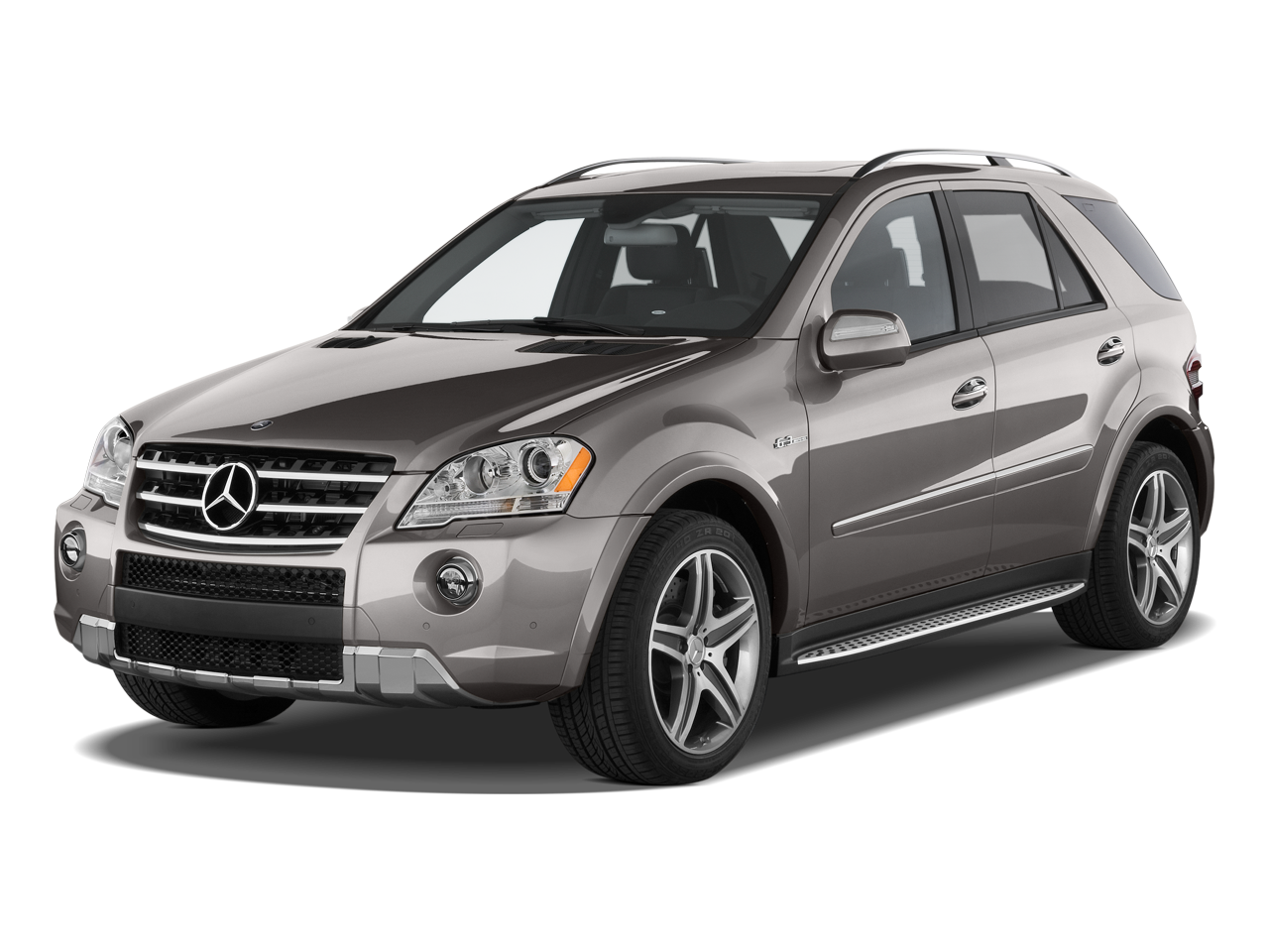 2009 mercedes benz ml320 bluetec mercedes benz crossover for Mercedes benz cross over
