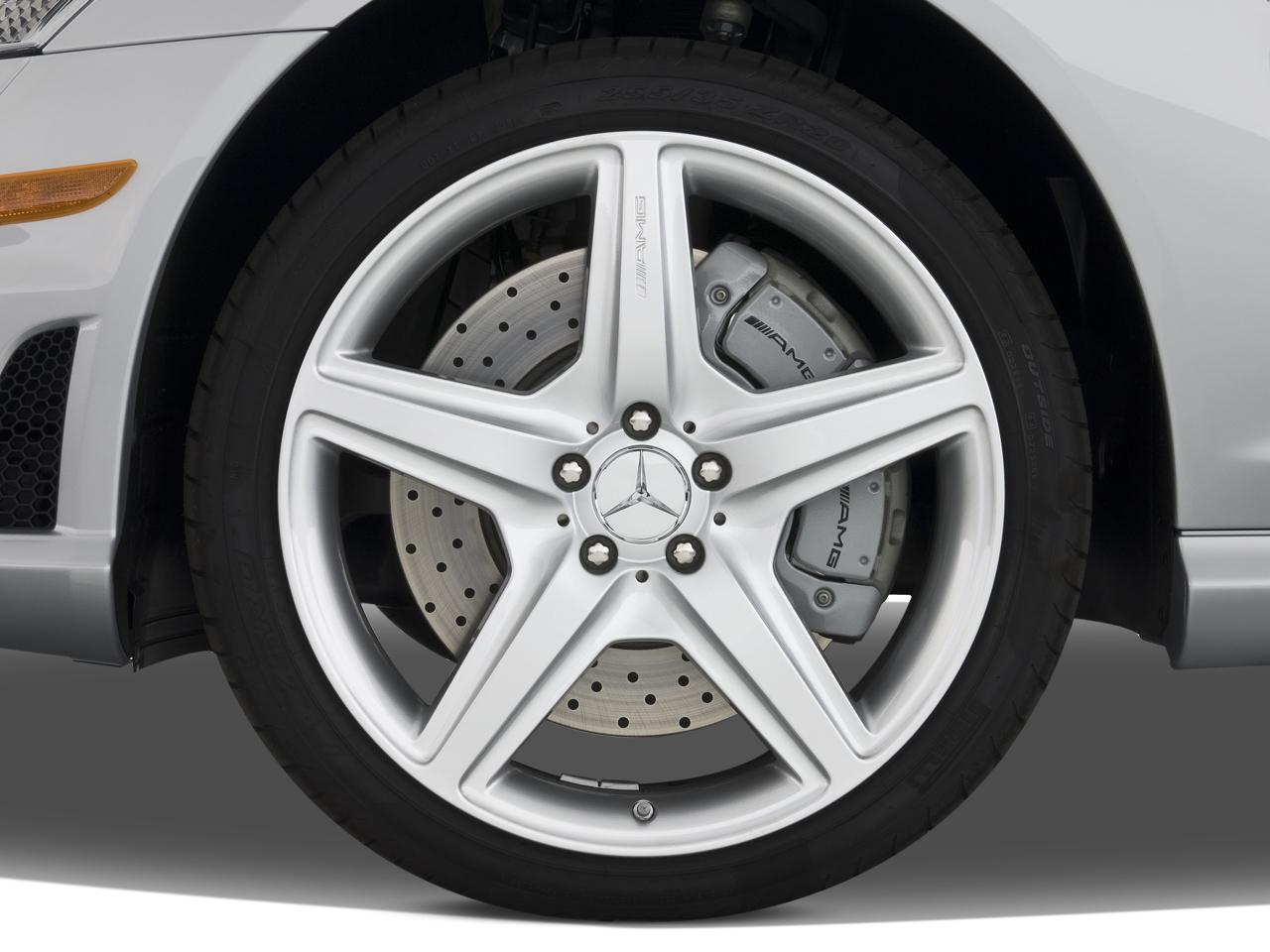 2009 mercedes benz s63 amg mercedes benz luxury sedan for Mercedes benz hub caps