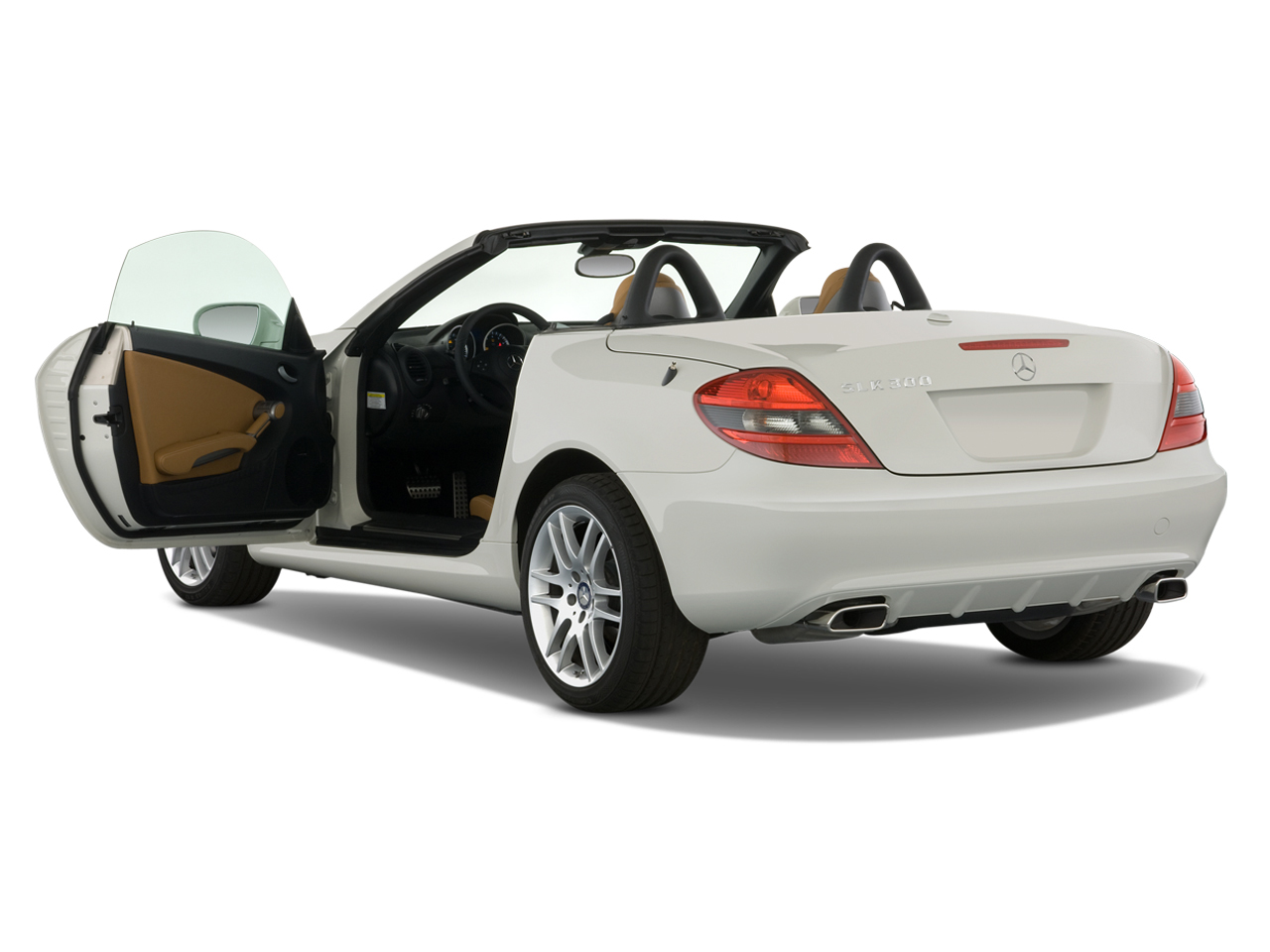 2009 mercedes benz slk 55 amg mercedes benz luxury convertible review automobile magazine. Black Bedroom Furniture Sets. Home Design Ideas