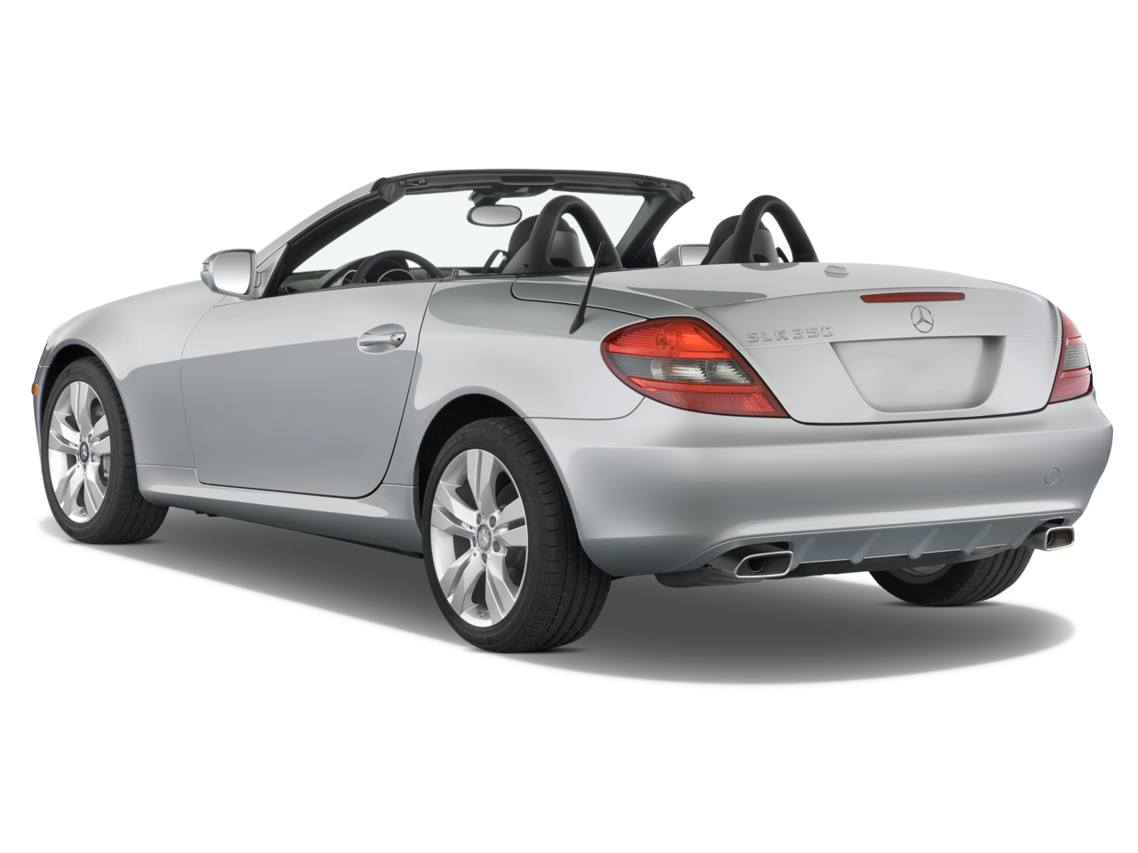2009 mercedes benz slk350 mercedes benz luxury convertible review automobile magazine. Black Bedroom Furniture Sets. Home Design Ideas