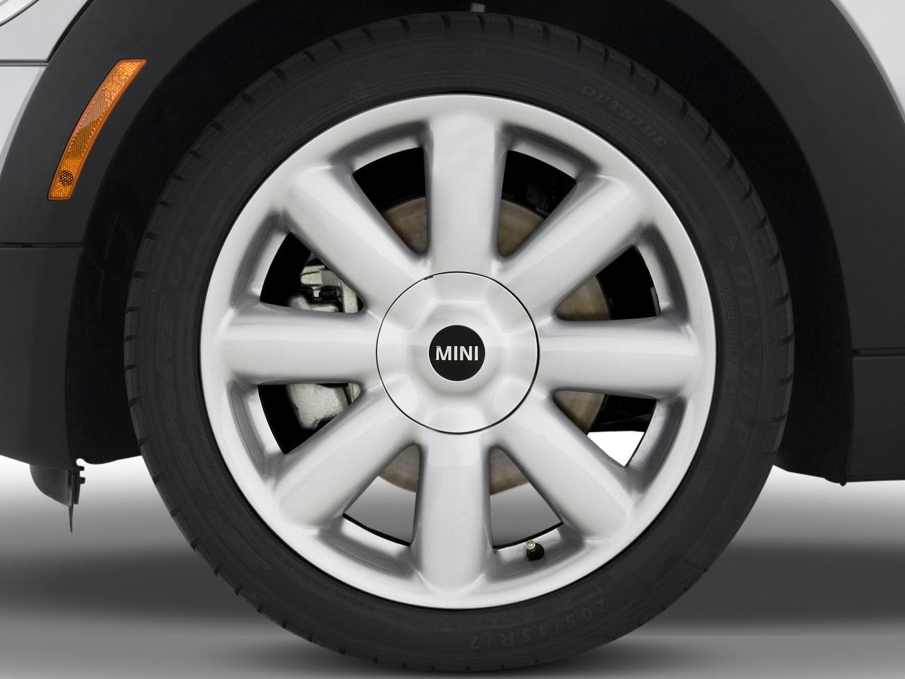 Mini Cooper S Wheel Size идеи изображения автомобиля