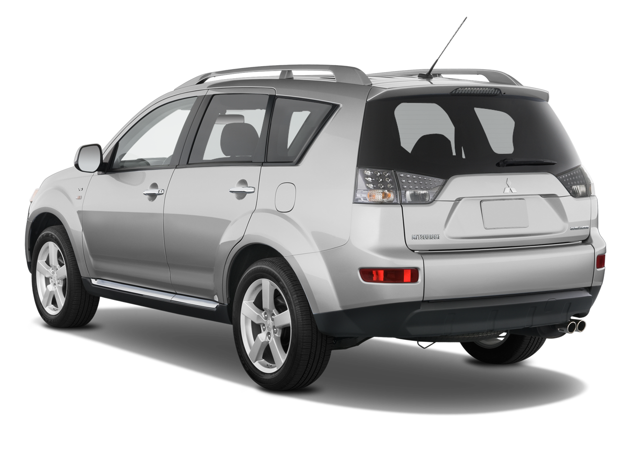 First Look 2009 Mitsubishi Outlander Gt Prototype 2009 New York Auto Show Coverage New Car