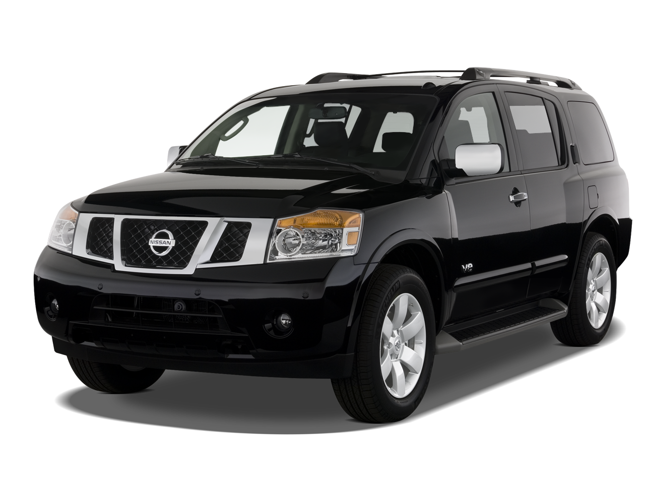 2009 Nissan Armada LE 4x4 - Nissan Full-Size SUV Review ...