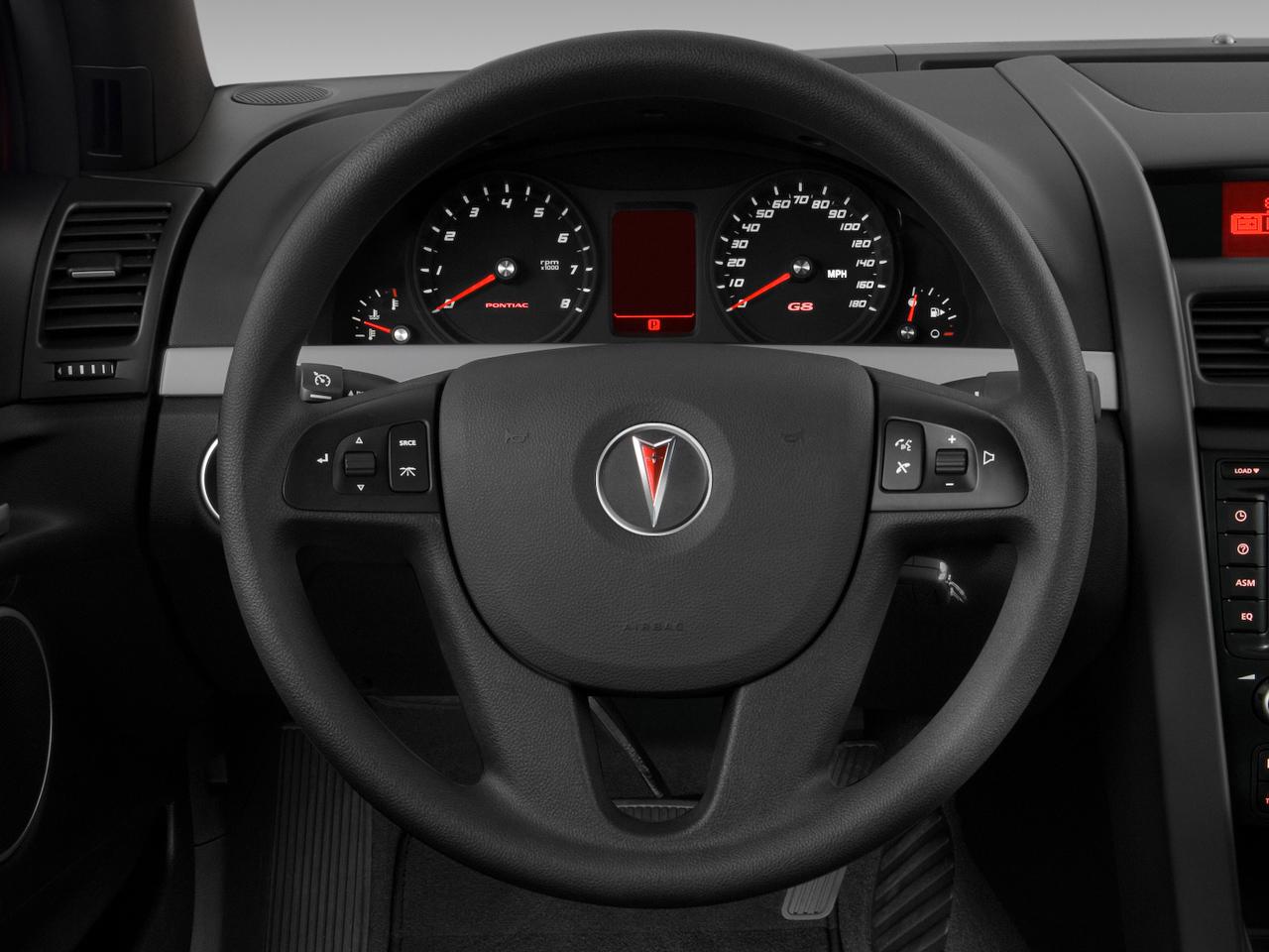 2009 Pontiac G8 Gt Pontiac Sport Sedan Review