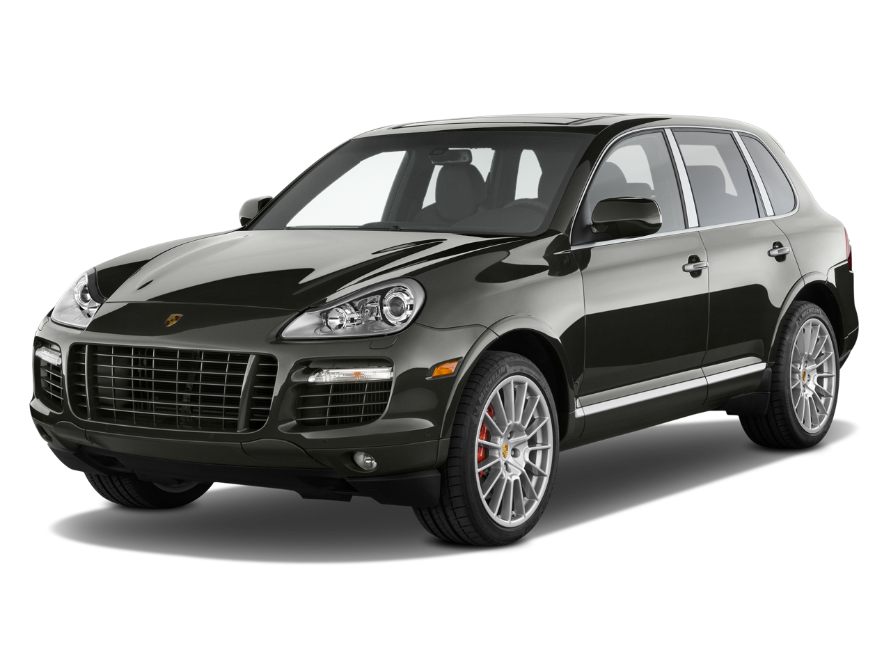 2009 Porsche Cayenne Turbo S Porsche Luxury Crossover
