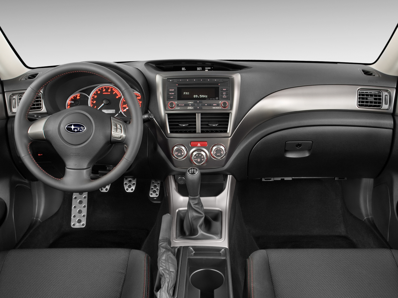 2018 Subaru Impreza Sport Hatchback >> 2009 Subaru Impreza WRX Premium - Subaru Sport Hatchback Review - Automobile Magazine