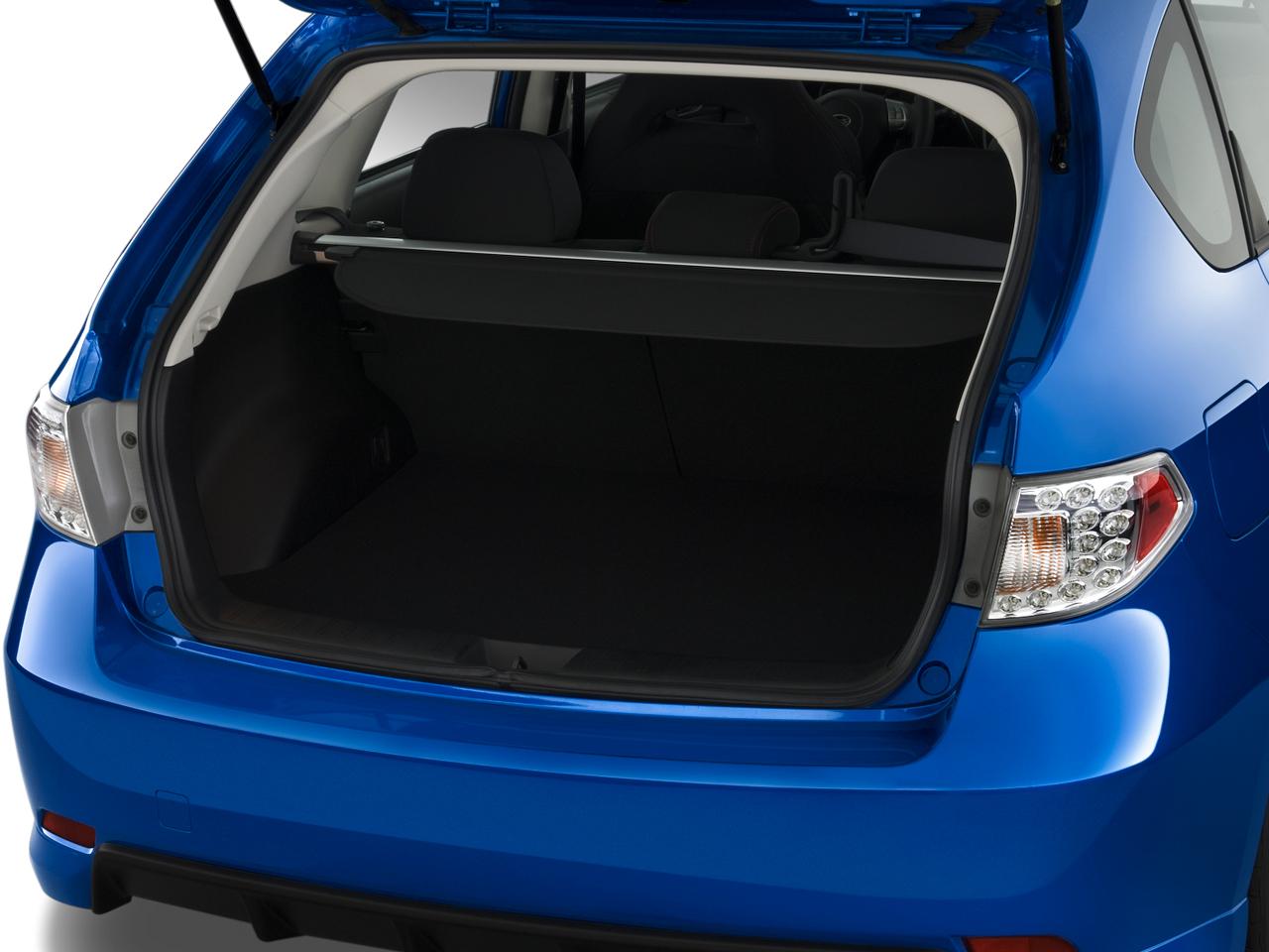 Toyota Corolla Mpg >> 2009 Subaru Impreza WRX - Subaru Sports Hatchback Review ...